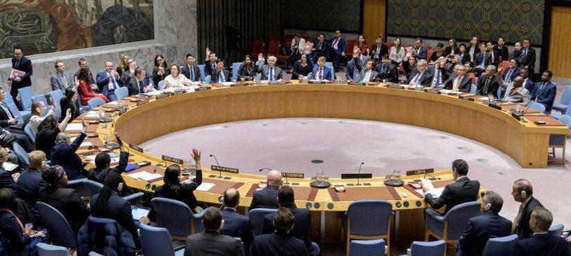 """México en el Consejo de Seguridad: """"Estaremos contra el uso de la fuerza"""""""