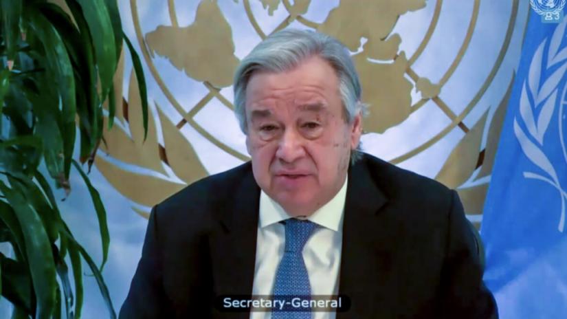 2021 año decisivo para la acción colectiva contra la emergencia climática: Guterres