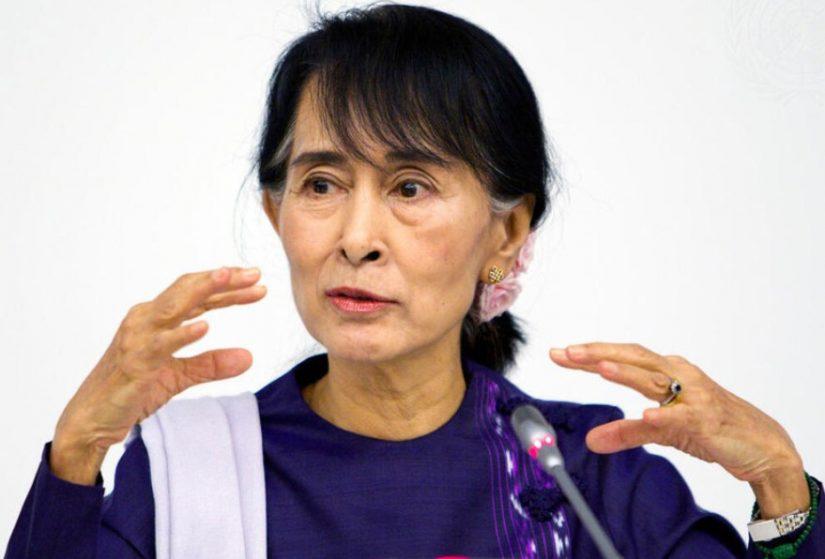 El CS pide la liberación de Aung San Suu Kyi y garantiza el «apoyo continuo» a la democracia en Myanmar