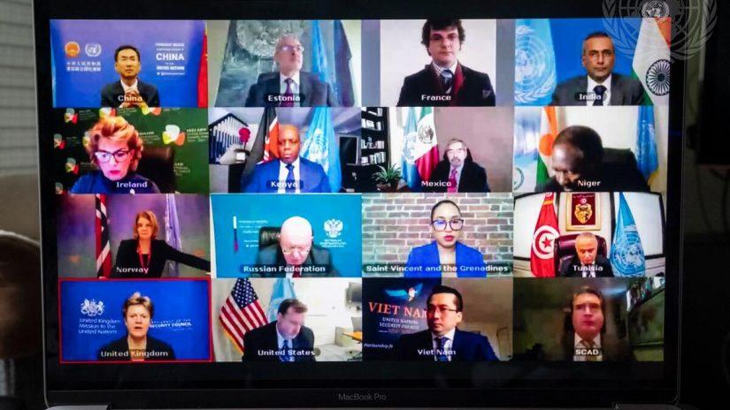 Miembros del Consejo de Seguridad 2021-2022