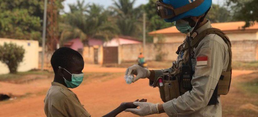 El mantenimiento de la paz durante las pandemias precisa respuestas coherentes y polifacéticas