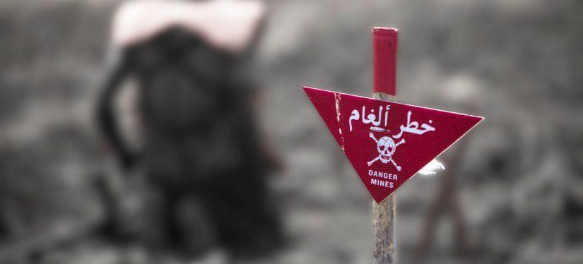 Erradicar las minas antipersonales