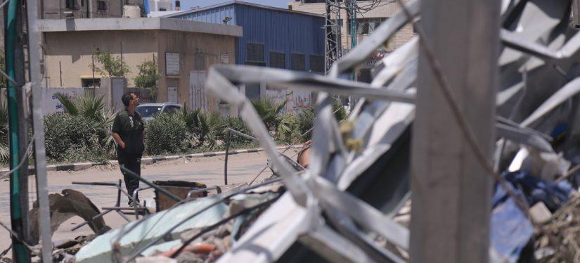 Guterres saluda el alto el fuego entre Israel y Gaza