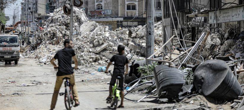 Gaza: Grupo de expertos pide una investigación de la CPI