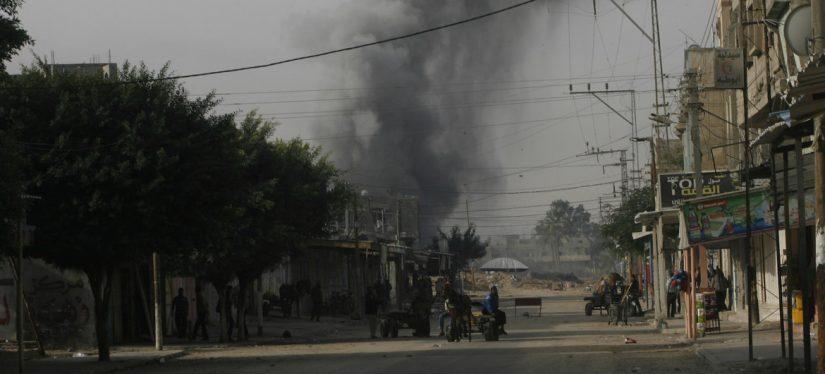 Guterres pide el cese inmediato de los combates en Gaza e Israel