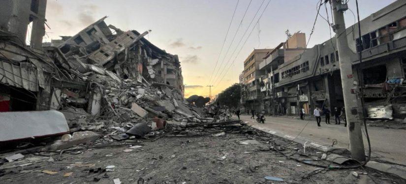 La ONU pide un mejor acceso para llevar ayuda a Gaza