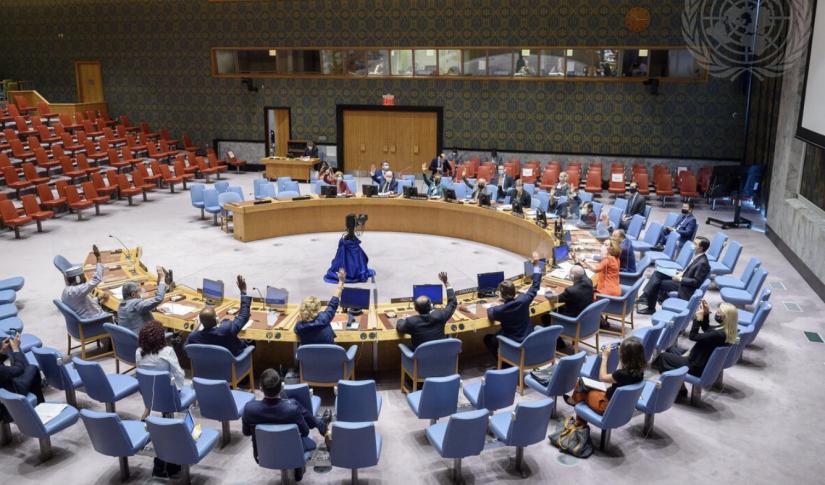 Estonia, presidente del Consejo de Seguridad durante el mes de junio