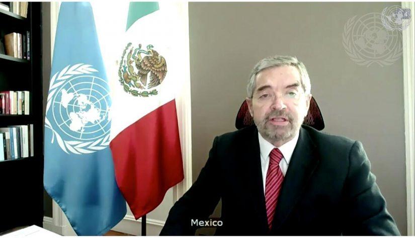México pide preservar los avances y retomar el diálogo en Afganistán