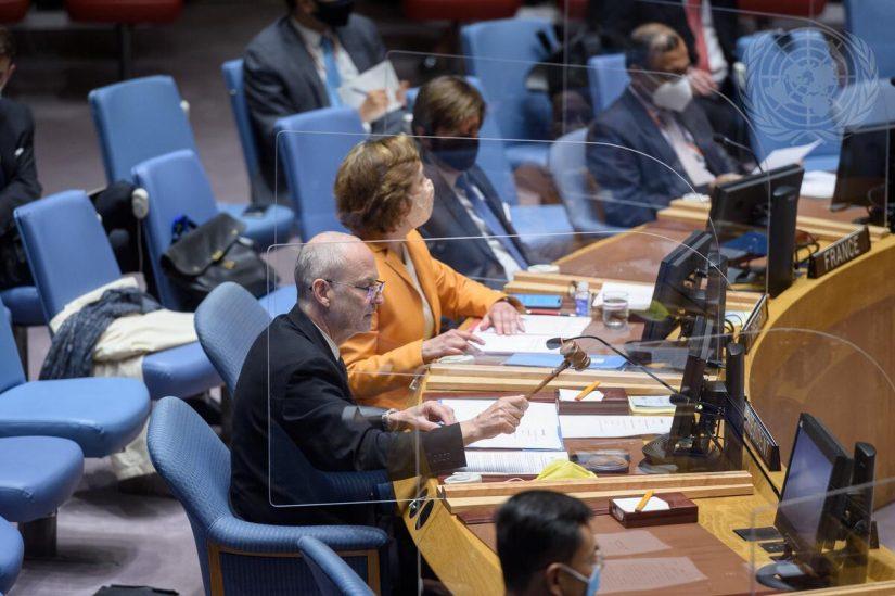 El Consejo de Seguridad aprueba la extensión del embargo de armas en Libia