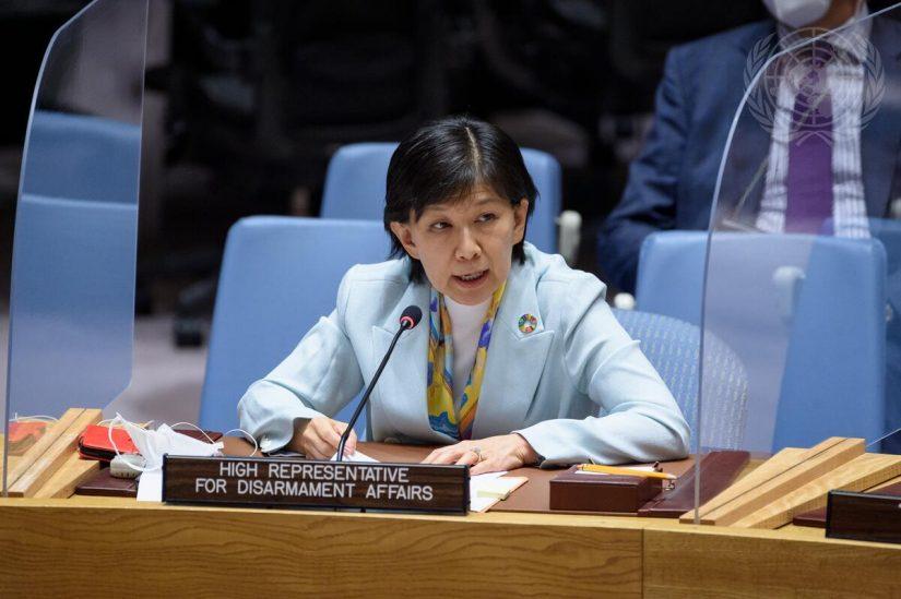 Siria no ha cumplido con la Convención sobre armas químicas
