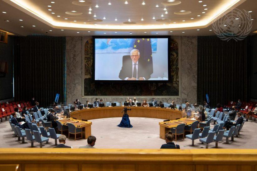 La Unión Europea llama a la «cooperación global basada en reglas acordadas»