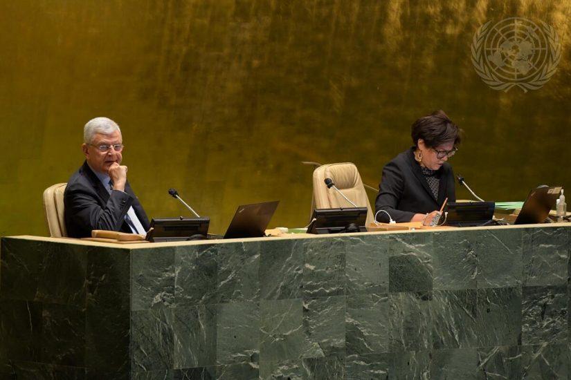 Piden al Consejo de Seguridad superar las divisiones y abordar las realidades actuales.