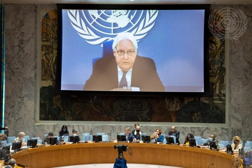 """""""Un acuerdo político negociado es la única forma de poner fin a la guerra en Yemen"""""""