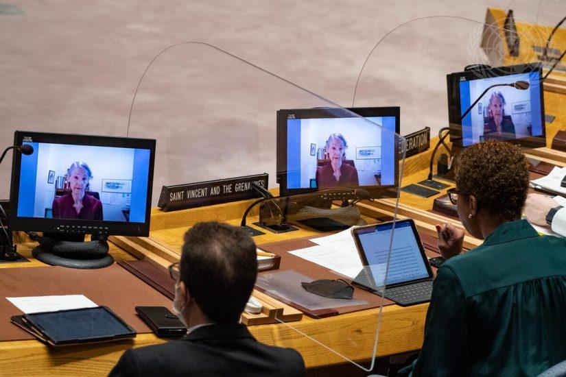 Evalúan beneficios y desventajas de las reuniones por videoconferencia en el CS