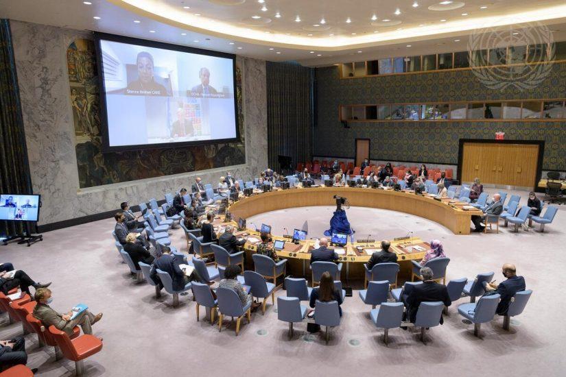 Consejo de Seguridad debate sobre la ayuda humanitaria de Turquía a Siria