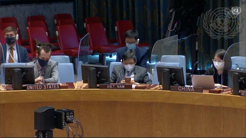 Representante Permanente rechaza ocupación, terrorismo, sanciones impuestas a Damasco