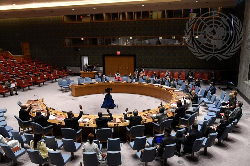 El CS renueva el mandato de la Fuerza de Observación de la Separación de la ONU