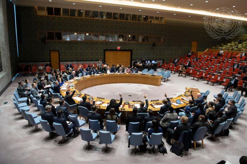 Comité del Consejo de Seguridad sobre Libia se reúne con expertos