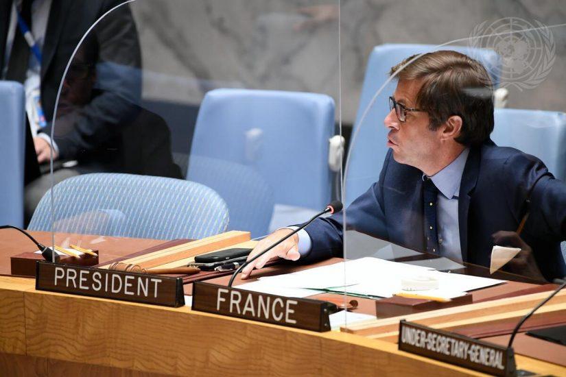 Consejo de Seguridad condenó el ataque terrorista en Bagdad, Irak.