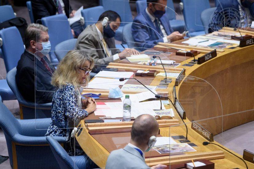 Consejo de Seguridad felicita a UNAMID en el mantenimiento de la paz y cooperación con organizaciones regionales