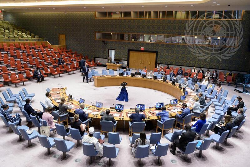 Consejo de Seguridad condenó el ataque terrorista en la provincia de Khyber Pakhtunkhwa en Pakistán