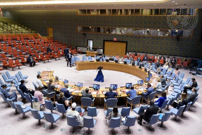 Reunión del Comité de Sanciones del Consejo de Seguridad de la República Centroafricana con los Estados de la región.
