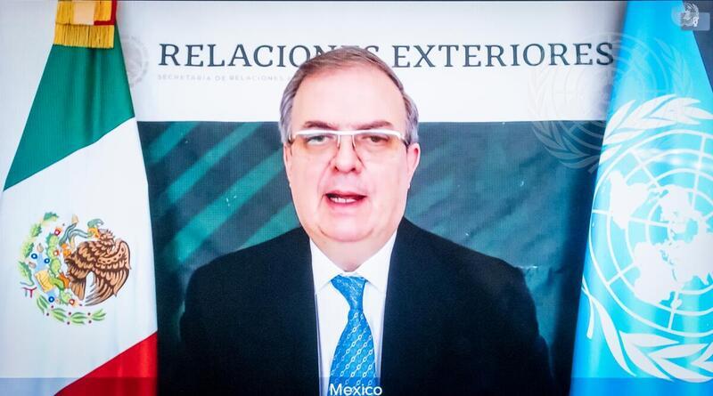 Participación de México en la reunión del Consejo de Seguridad sobre Seguridad Marítima