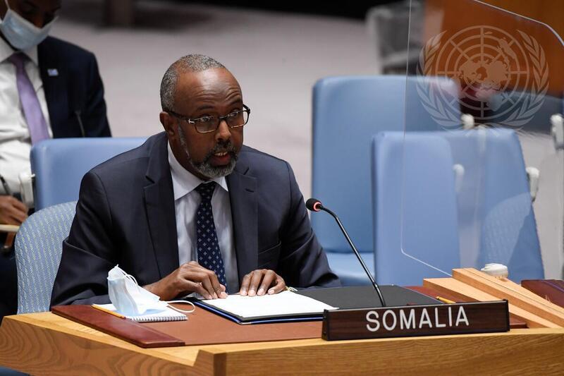 Consejo de Seguridad apoya cuota del 30% de representación de mujeres en las elecciones en Somalia