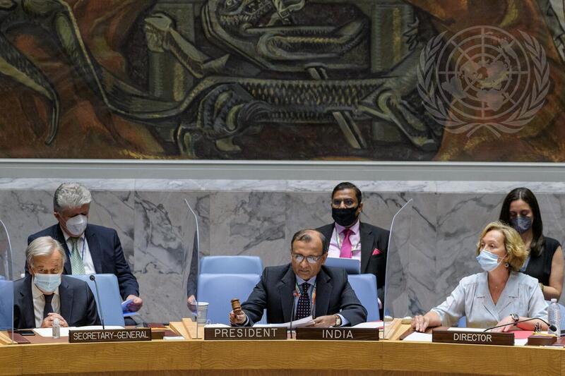 Reunión de emergencia del Consejo de Seguridad sobre Afganistán