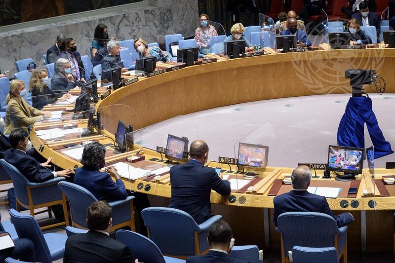 Declaración presidencial sobre la tecnología para proteger a las fuerzas de mantenimiento de la paz