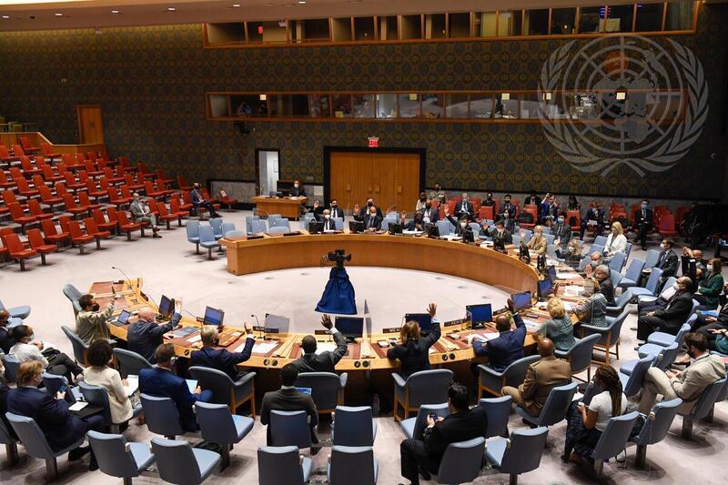 Resolución 2589 del Consejo de Seguridad sobre la protección del personal de mantenimiento de la paz