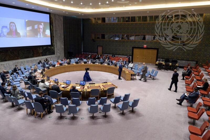 Declaración de prensa del Consejo de Seguridad sobre el Daesh