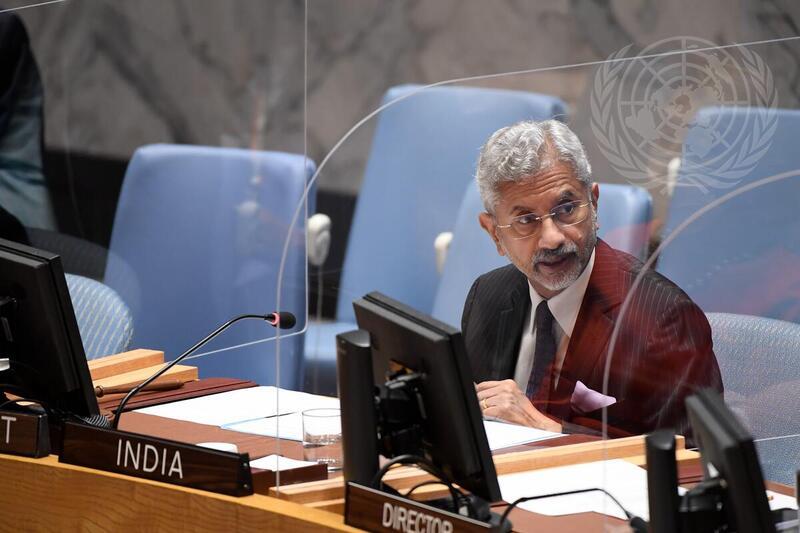 India pide al Consejo de Seguridad la adopción de la Convención sobre Terrorismo