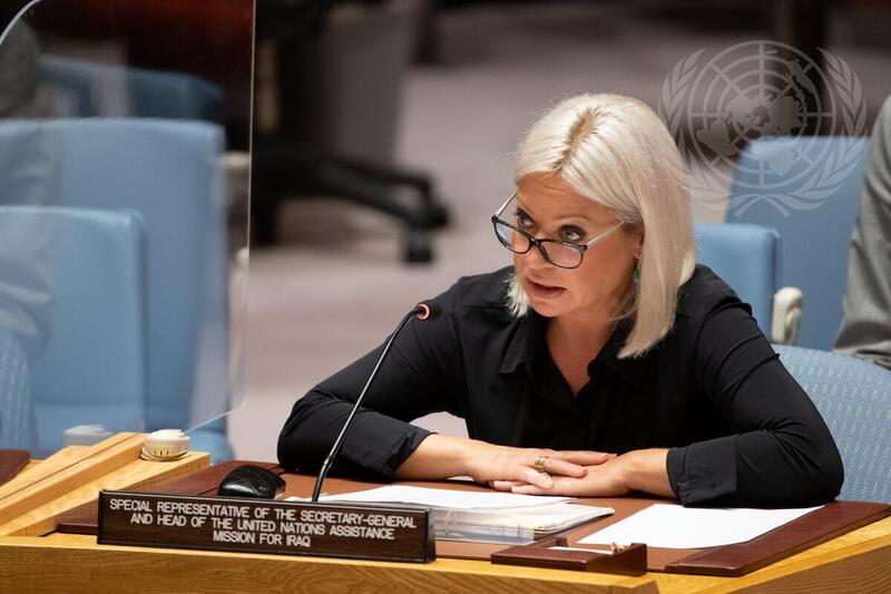 Consejo de Seguridad pide transparencia y rendición de cuentas en las elecciones en Irak