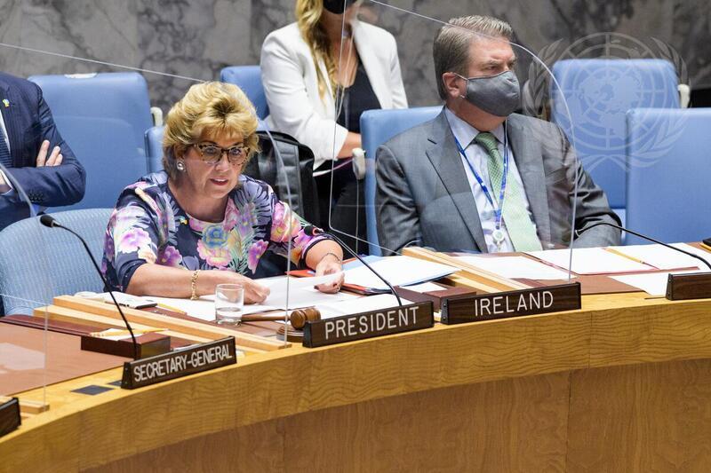 Comunicado de prensa del Consejo de Seguridad sobre el aniversario de los ataques terroristas del 11 de septiembre