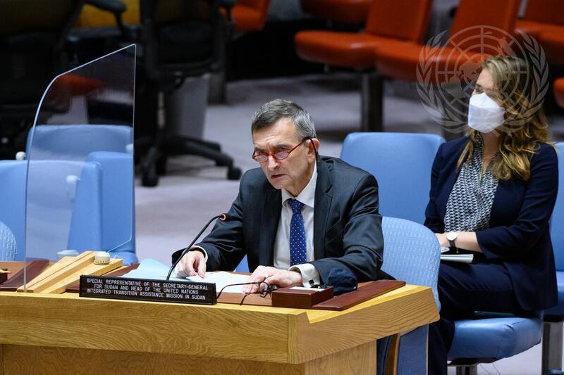 Consejo de Seguridad insta a un apoyo para abordar l los combates entre comunidades en Sudán