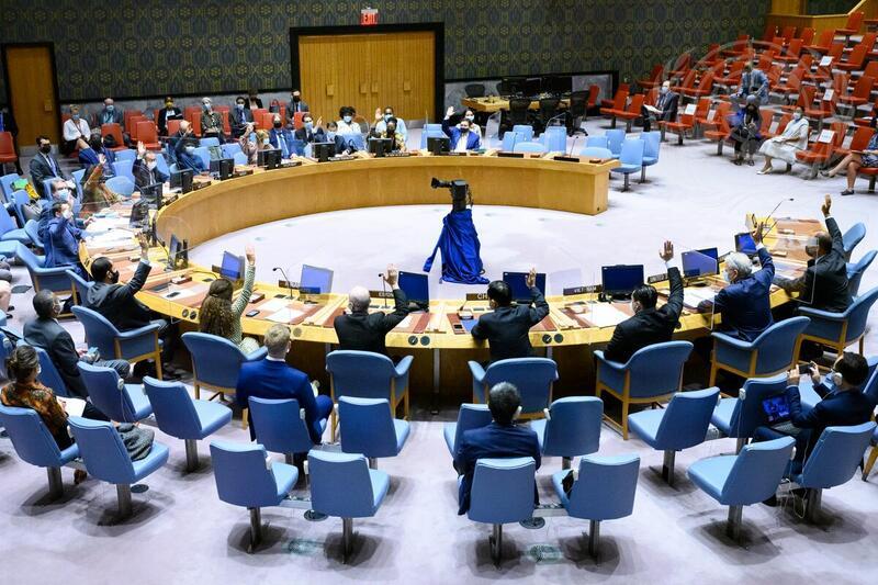 El Consejo de Seguridad renueva el mandato de la misión de apoyo de las Naciones Unidas en Libia