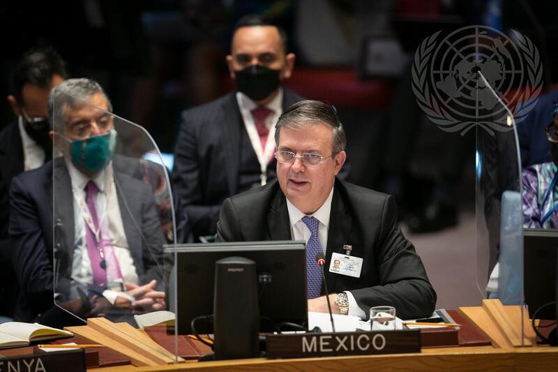 México reafirma su compromiso para combatir el cambio climático